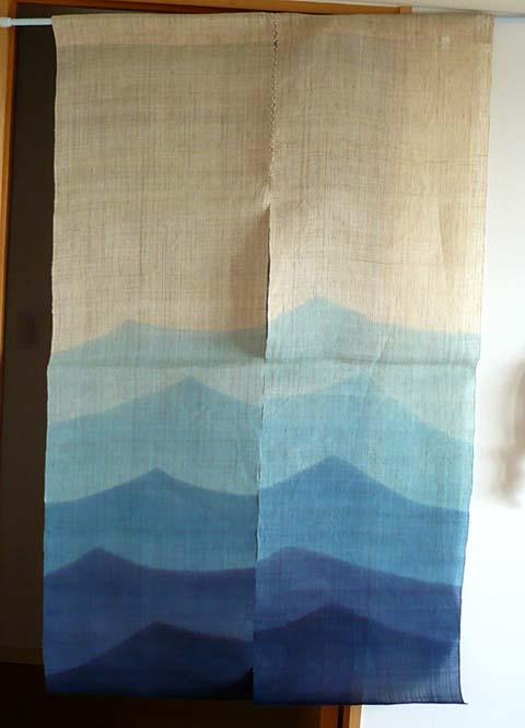 Japanese Door Curtain