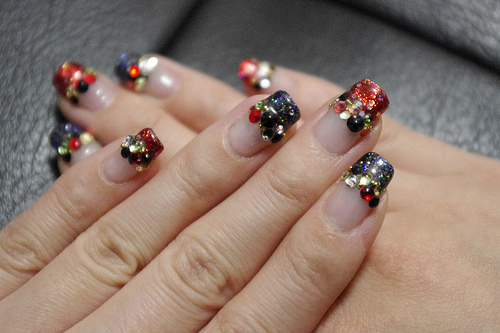 Japanese nail art and care gel nails japan style nail art prinsesfo Image collections