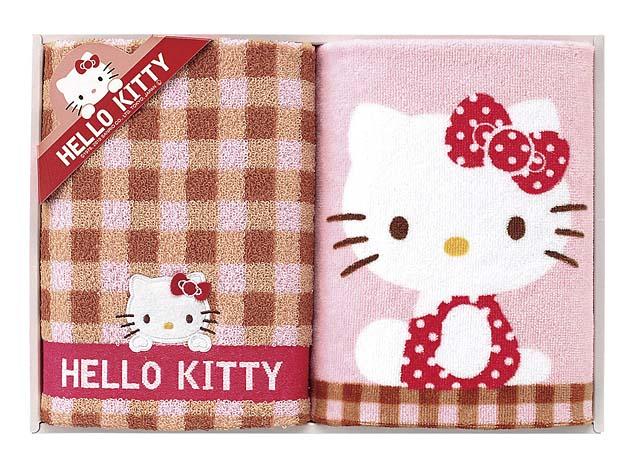 fd0129361 Japanese Hello Kitty Towel Set sanrio | Japan Style