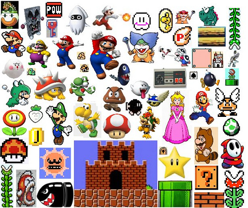 super mario brothers trivia the truth of the blocks japan style