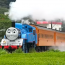 Thomas the Tank Engine Comes to Shizuoka. Want a Ride?
